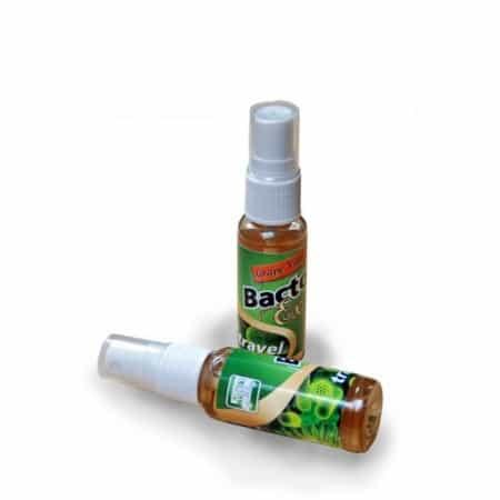 Biofertőtlenítő spray edzőmaszkhoz